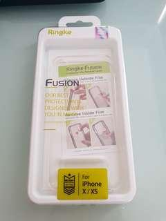 Ringke Fusion Basic Clear Case iPhone X / XS