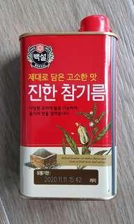 Beksul Sesame Oil from KOREA 500ml