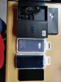 Samsung S8 Plus Orchid Gray 64GB