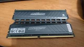 🚚 Ram-美光 DDR4 16g 3000