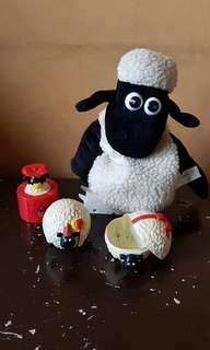 Shaun the Sheep set