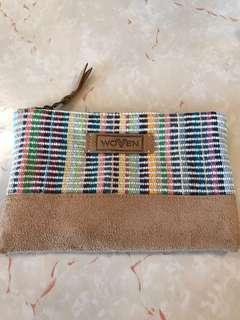 尼泊爾手工製作的化妝袋
