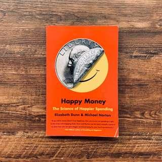 🚚 Happy Money: The Science of Happier Spending by Elizabeth Dunn