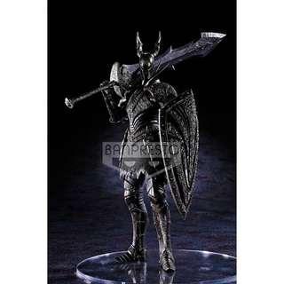 Pre-Order for Dark Souls Sculpt Collection Vol 3 Black Knight