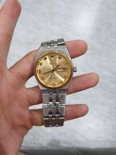 Jam tangan titus matic