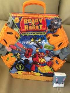 Ready 2 Robot Big Slime Battle 玩具(適合5歲以上兒童)