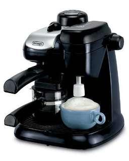 DeLonghi迪朗奇 義式濃縮半自動咖啡機