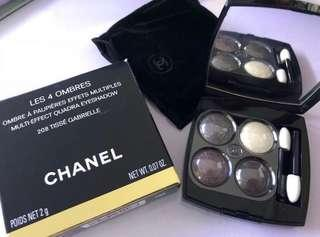 Chanel Eye Shadow LES 4 OMBRES