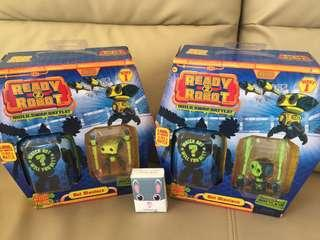 Ready 2 Robot Bot Blaster-Style 1 & 4