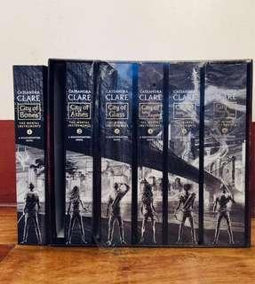 The Mortal Instruments Book Set