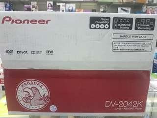 PIONEER DVD KARAOKE PLAYER