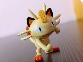 [AUTHENTIC] Takara Tomy Moncolle Meowth Pokemon