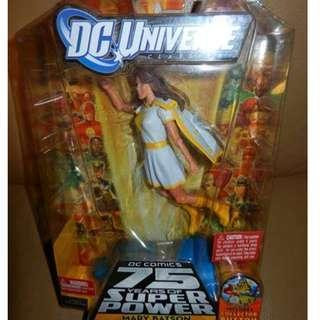 全新 DC Universe comics Super Heroes  Shazam Mary Batson Justic 6吋  正義聯盟 Mattel