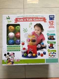Disney baby Talk n Talk Gacha Character balls