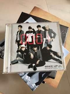 BTS Wake Up Album