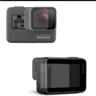 Gopro Hero 5 / 6 / 7 Screen & Lens Protector
