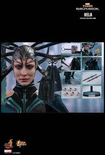 (Last Slot) *PO* Hot Toys Hela - Thor: Ragnarok Sixth Scale Action Figure