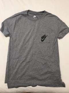 Nike Grey Tee - Size S