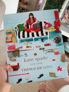 Kate Spade: Things We Love Coffee Table Book