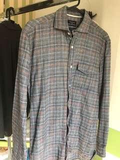 Flannel peepo idealuminosa x local brand