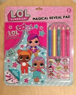 Magic reveal pad LOL Surprise! Original