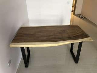 South America walnut Solid wood table