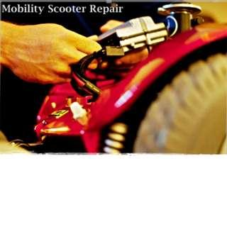 Repair & Service of Mobility Scooter