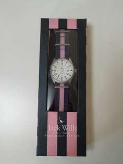 全新Jack Wills 手錶