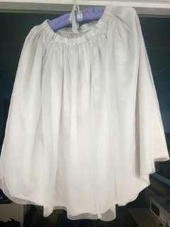 Pradas mosquito inspired skirt