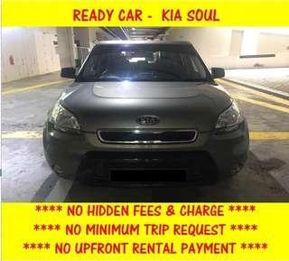 Kia Soul 1.6 Auto GDi
