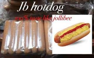 Taste like JOLLIBEE JOLLY HOTDOG