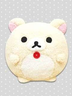 🚚 Authentic Japan Toreba Rilakkuma Korilakkuma Fluffy Stuffed Plush