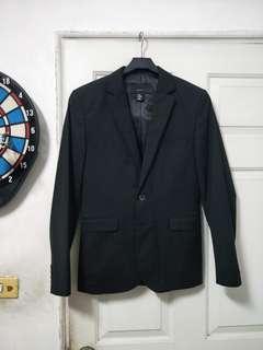 H&M西裝外套,約S號,EU 42,165 84A