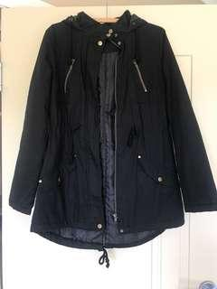 DOTTI thick winter jacket