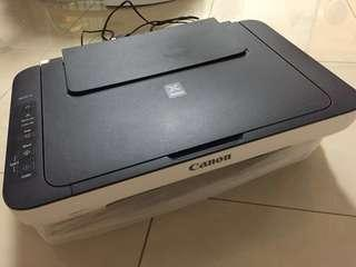 Canon MG2577S printer