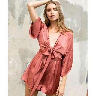 Sheike Playsuit- size 6 to 8