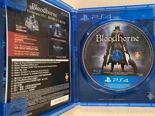 Ps4 Game bloodborne