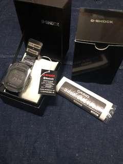 Casio g shock 35th Anniv all steel black