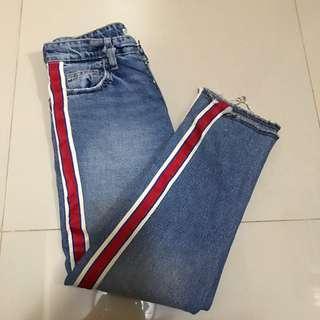 ZARA Highwaist jeans / 28
