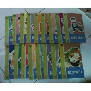 Komik / Comic / Manga - Baby and I 1-15, 17-18