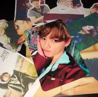 WTS official Bts ynwa photocard jungkook