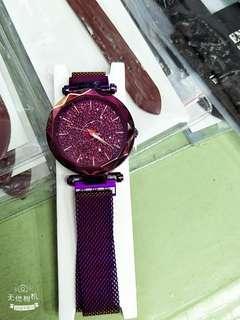 🚚 最夯磁扣手錶-滿天星