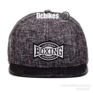 🆕! Gym Boxing Baseball Snapback Cap Hat #Dcbikes