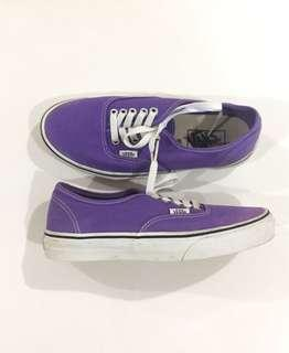 Original Vans Shoes (Size 8)