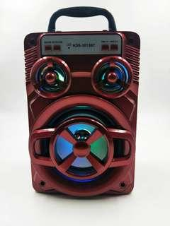 MS-312BT Portable Bluetooth Speaker TF USB Radio Bluetooth Function Radio-intl