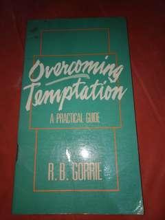 Overcoming Temptation by R.B. Gorrie
