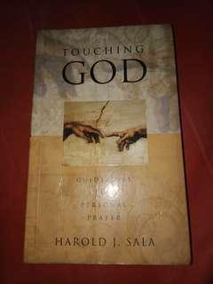 Name ur price! Touching God by Harold J. Sala