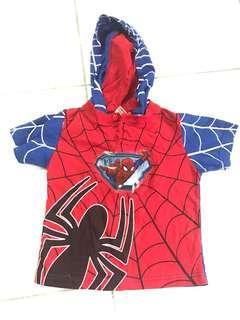 Spiderman top