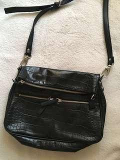 Witchery black bag