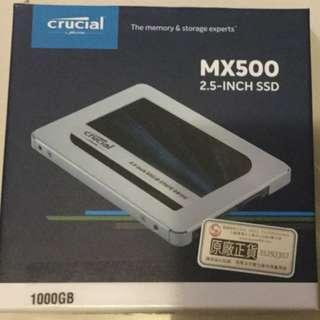 crucial MX500 1000gb SSD